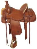 Desert Creek Ranch Saddle