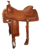 Fort Worth Ranch Cutter Saddle