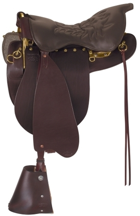 Montreal Royal Trooper Saddle picture