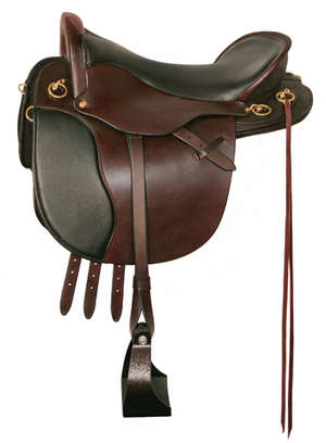 GEN II Equitation Endurance Saddle picture