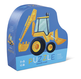 Digger Mini Puzzle picture