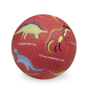 "5"" Dinosaurs Red Playball picture"