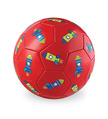 Size 2 Rockets Soccer Ball