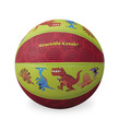 Dinosaurs Basketball