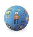 "5"" Robots Playball"