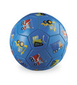 Size 3 Vehicles Soccer Ball