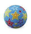 "5"" Blue Stars Playball"