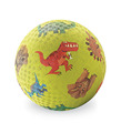 "7"" Dinosaurs Green Playball"