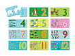 Counting Animals 2-piece First Puzzle additional picture 1