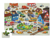 Busy City Shaped Puzzle additional picture 1