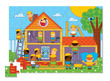 Little Builder Double Fun Puzzle additional picture 1