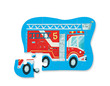 Fire Engine Mini Puzzle additional picture 1