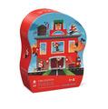 Fire Station Mini Puzzle
