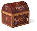 Pirate's Treasure Double Fun Puzzle