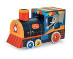 Locomotive Puzzle & Play