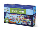 Discover Europe Learn + Play Puzzle 100pc
