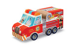 Fire Truck Puzzle & Play