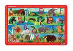 Animal Kingdom ABC Placemat