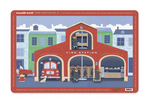 Fire Station No. 5 Placemat