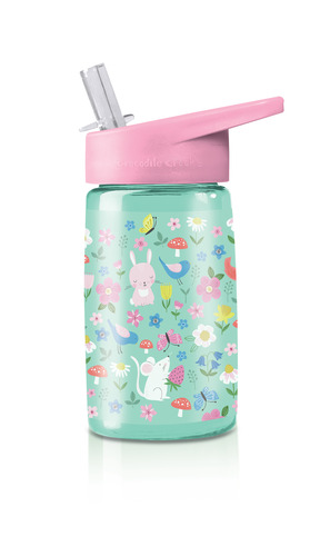 Backyard Friends Tritan Drinking Bottle picture