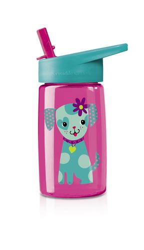 Puppy Tritan Drinking Bottle picture