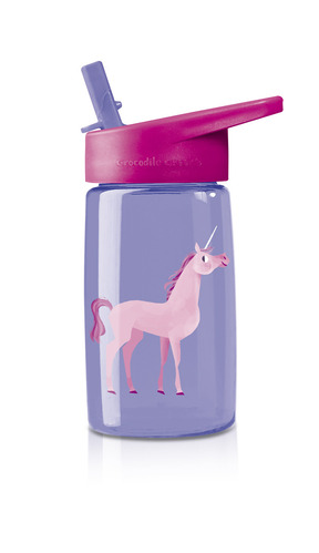 Unicorn Tritan Drinking Bottle picture