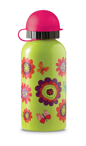 Flower Garden Drinking Bottle picture