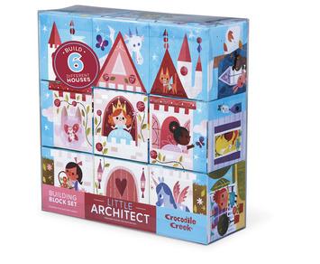 Girl Little Architect Jumbo Blocks picture