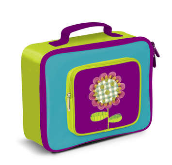 Button Flower Lunch Box picture