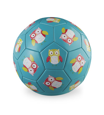Size 2 Owl Soccer Ball picture