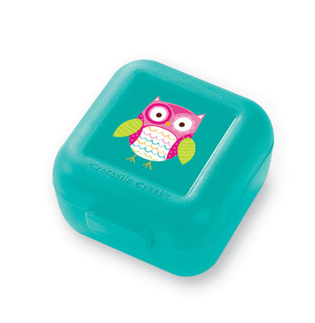 Owl Snack Keeper / Set of 2 picture
