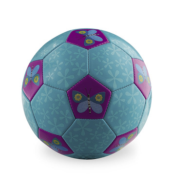 Size 2 Butterflies Soccer Ball picture