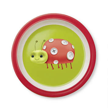 Ladybug Plate picture