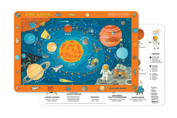 Solar System Placemat picture