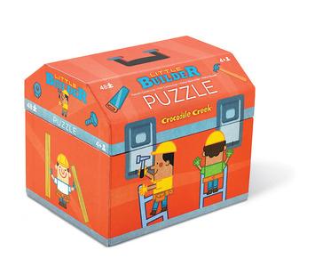 Little Builder Double Fun Puzzle picture