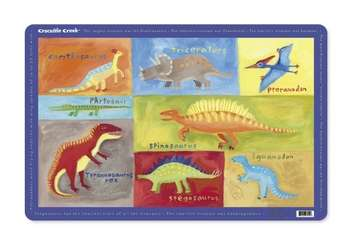 Dinosaurs Placemat picture