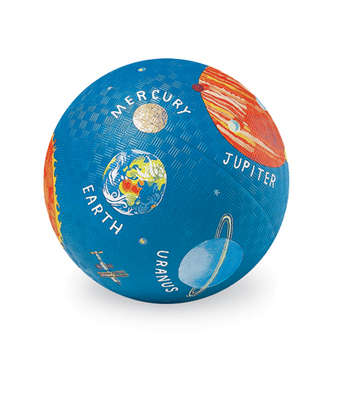 "7"" Solar System Playball picture"