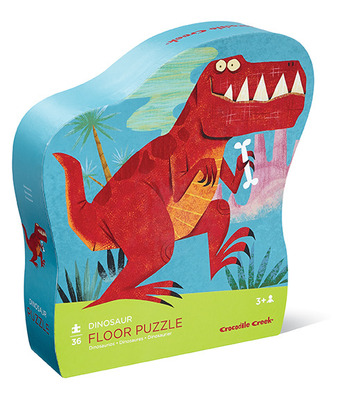 Dinosaur Shaped Puzzle picture