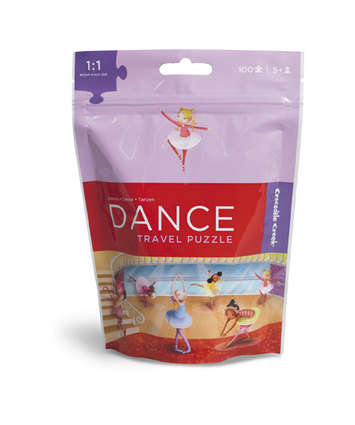 Dance Travel Pouch Puzzle picture