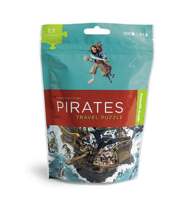 Pirate Travel Pouch Puzzle picture