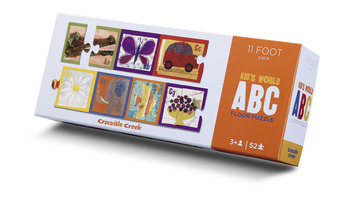 Kid's World ABC Across the Room Puzzle picture