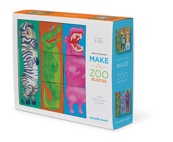 Make A Zoo Mix & Match Block Puzzle picture