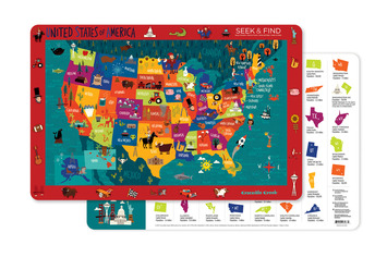 United States of America Placemat picture
