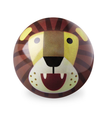 """4"""" Lion Playball picture"""