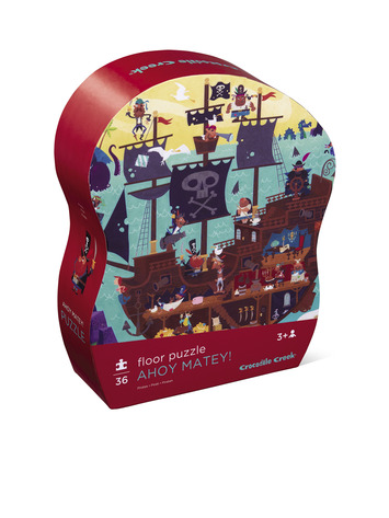 Ahoy Matey Shaped Puzzle picture