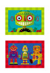 Robots Two-Sided Puzzle additional picture 1