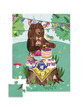 Birthday Bear Mini Puzzle additional picture 1