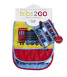 Riding the Rails Bib / Set of 2 / Travel Pouch additional picture 1
