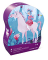 Unicorn Forest Shaped Puzzle