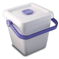 Mio Nappy Bucket and Lid picture